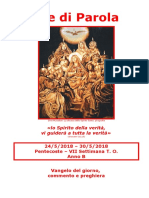 Sete di Parola - Pentecoste e VII Settimana T.O. - B.doc