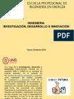 Ingenieria investigacion + desarrollo + innovacion