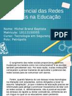 AD2-Michel Brand Baptista-Tecnologia em Seguraça Pública-Atividade2.odp