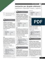 Indemnización Por Despido Arbitrario - Regímenes Especiales Mype y Agrario