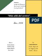 Investigación Geográfica - Marcos, Facundo, Fany, Lenice