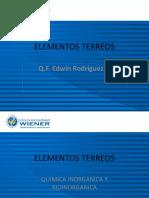 6 Clase Elementos Terreos (1)