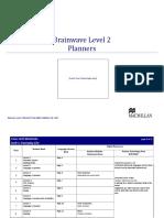 Brainwave Level 2 Planner 0