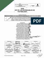 Gufp03 Alcance de Los Entregables de Factibilidad v 1.0