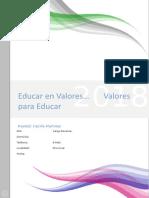 Educar en Valores - Valores Para Educar