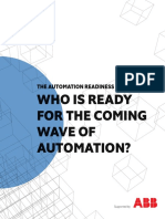 The Automation Readiness Index 2018