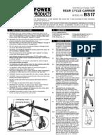 BS17 - Bike Rack