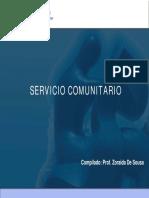 Presentacion de Servicio Comunitario