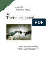 transhumanismo- Nathaly Sanhueza