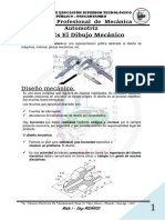 Modulo 1 - Dibujo Mecanico