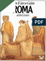 Roma de Los Cesares - Juan Eslava Galan