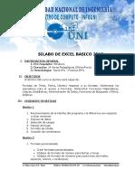 4 Silabo de Excel Basico 2013