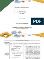 Anexo 1. Plantilla de información tarea 1 ETICA