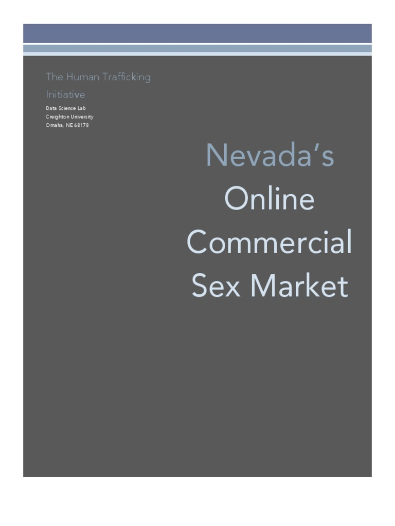 Backpage Reno Nv >> Nevada Sex Trafficking Study Prostitution Backpage