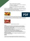 Higiene y Conservacion de Los Alimentos