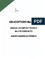 Manual Equipo Radioelectronico