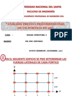 2.- Analisis de Portico 3d