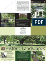 Historic Landscapes Brochure