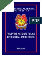 Philippine National Police Manual 2010.pdf