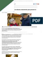 Científicos Chilenos Crean Efectivo Tratamiento Para Prevenir El Alzheimer _ Sociedad _ BioBioChile