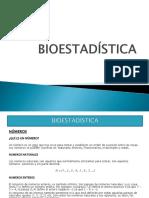 Bioestadística - Guía de Estudio N° 1 - 2015