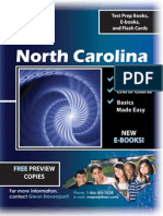 NC ES and MS Catalog 9-1-10