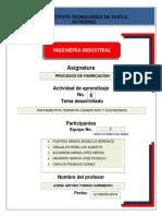 Tratamiento Termoquimicos (cementado y sulfinizado)