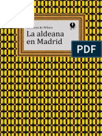 La Aldeana en Madrid