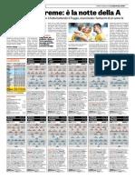 La Gazzetta Dello Sport 18-05-2018 - Serie B - Pag.1