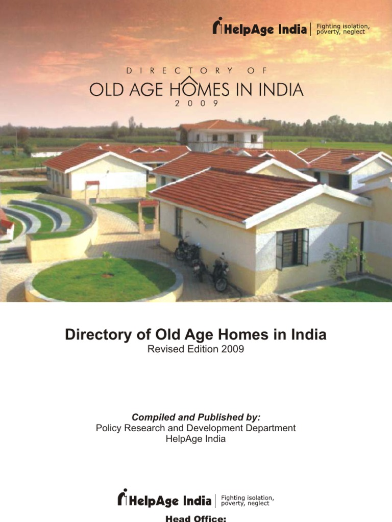 Old Age Home Designs In India House Design Plans