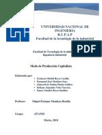 ENSAYO Capitalismo, Grupo 4T3-InD