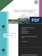 El Aborto en El Curriculo de Las Facultades de Medicina y Residencias Medicas - Gabriela Luchetti