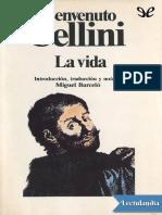 La vida - Benvenuto Cellini.pdf