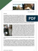 Lettre de Jean Vanier 1009 FR