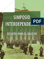 Simposio Interdependicia