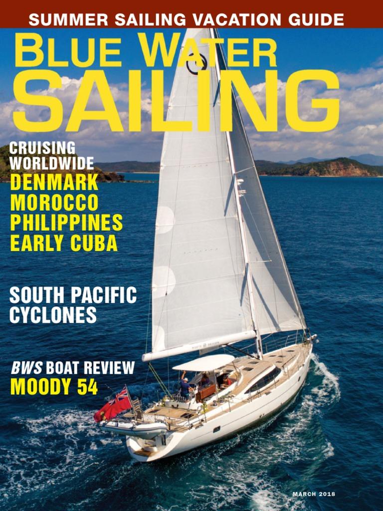 Sailing guide bdo