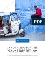 Innovating for Next Half Billion[860]