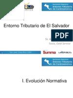 El Salvador Entorno Tributario