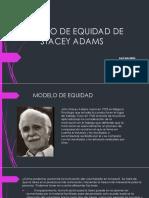 Modelo de Equidad