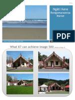 Rongomaraeroa Marae Newsletter Issue 4