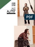 AJ117 FA18 Catalogue