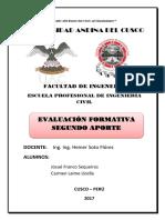 Informe Final Segundo Aporte puentes uac