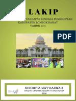 Lakip Lombok Barat 2017 PDF