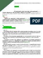 Semnalarea, Cercetarea, Declararea,Şi Raportarea Bolilor Profesionale - Art 149 -174 Din Norme - 17.05.2018