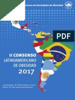 Libro II Consenso Latinoamericano de Obesidad 2017