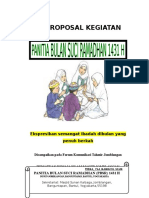 Proposal Kegiatan Ramadhan 20101