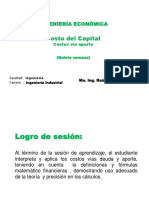 URP INGECO Semana 5.2 CC via Aporte