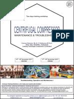 Centrifugal Compressor Master Class