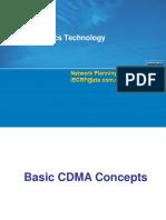1 CDMA Basic Technology Intermediate