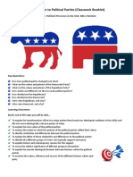1.Political Parties (Classwork Booklet)